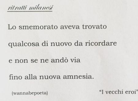 Ritratti Milanesi // I vecchi eroi