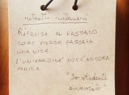 Ritratti Milanesi // Lo studente annoiato